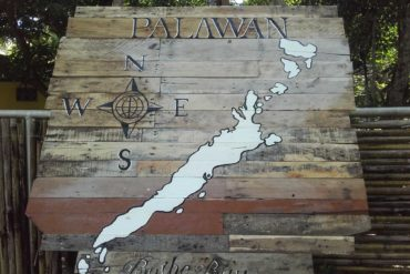 Sup trip Palawan Philippines